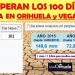 ¡Más de 100 días de sequía!